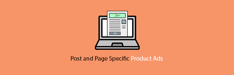 Post and Page Specific Product Ads